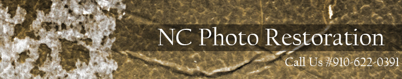 NC Photo restoration, print repair, digital retouching and manipulation
